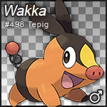 Wakka the Tepig
