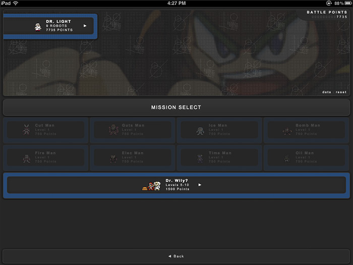 Mega Man RPG Prototype Update 2012/03/05 : Menus, Battle Points, Bug Fixes