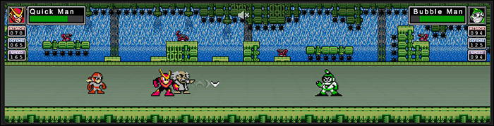 Mega Man RPG Prototype Update 2012/12/09 : Music, Animations, Save Files and Mechanics Updates