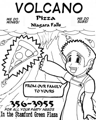 Volcano Pizza Add