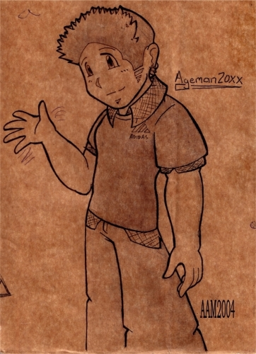 Brown Paper Age