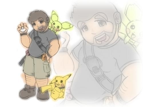 Pokemon Trainer Deejay