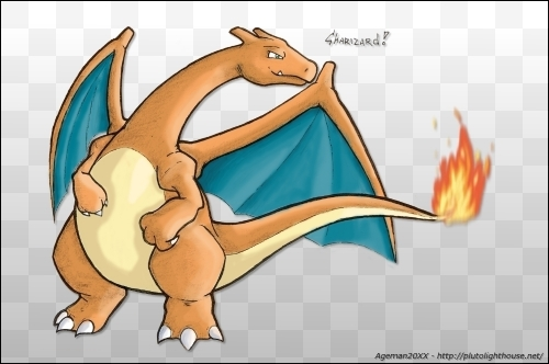 The Mighty Charizard