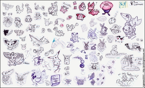Insight Doodles 2010