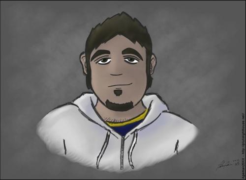 DJ Portrait