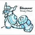 Bibammer Concept Sketch