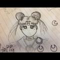 Sailor Moon Doodle